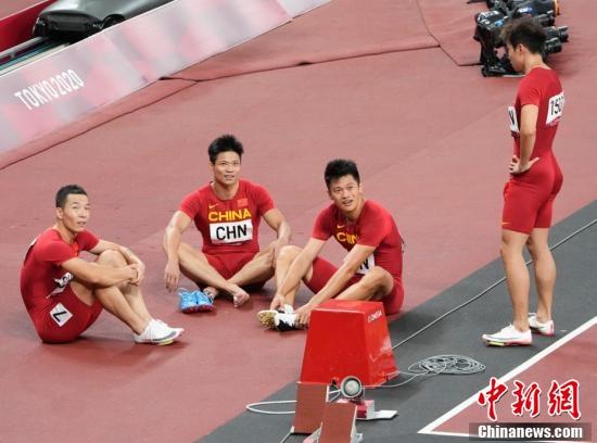 苏炳添要拿到奥运奖牌,还得等多久?