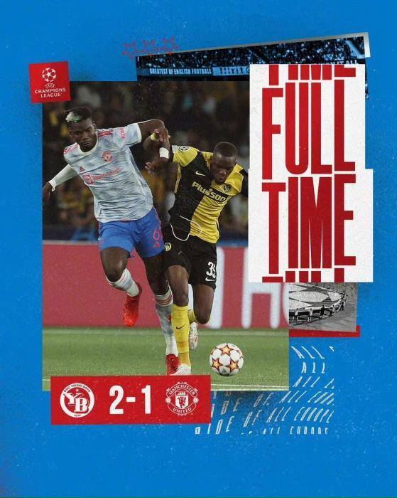 欧冠小组赛拜仁完胜巴萨 曼联爆冷负于年轻人队