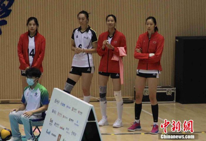 《【好聚彩平台app登录】河南女排主帅:朱婷因伤不会打后面的全运会比赛》