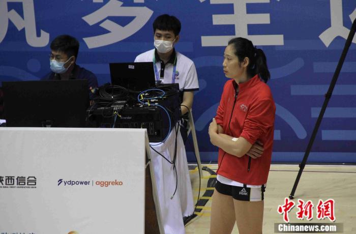 河南女排主帅:朱婷因伤不会打后面的全运会比赛