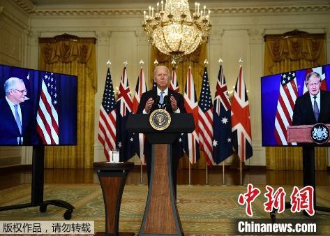 """美英澳""""背后捅刀""""法国怒了 澳总理联系马克龙未果"""