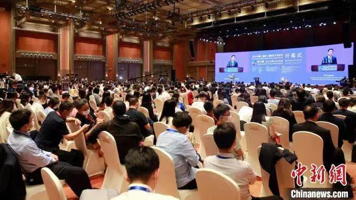 第七届尼山世界文明论坛27日在山东曲阜开幕。梁�� 摄