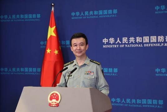 国防部谈中美两军关系:欢迎沟通、乐见合作、直面分歧、反对胁迫