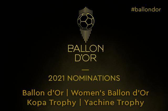 2021年金球奖30人候选公布:梅西C罗莱万在列