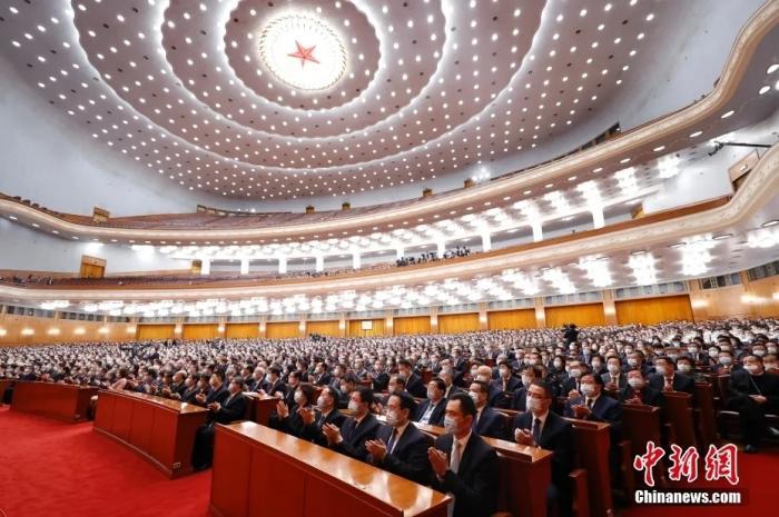 10月9日,纪念辛亥革命110周年大会在北京人民大会堂隆重举行。<a target='_blank' href='http://www.chinanews.com/'>中新社</a>记者 盛佳鹏 摄