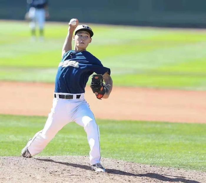 再获突破!中国棒球小将征战MLB亚利桑那秋季联盟