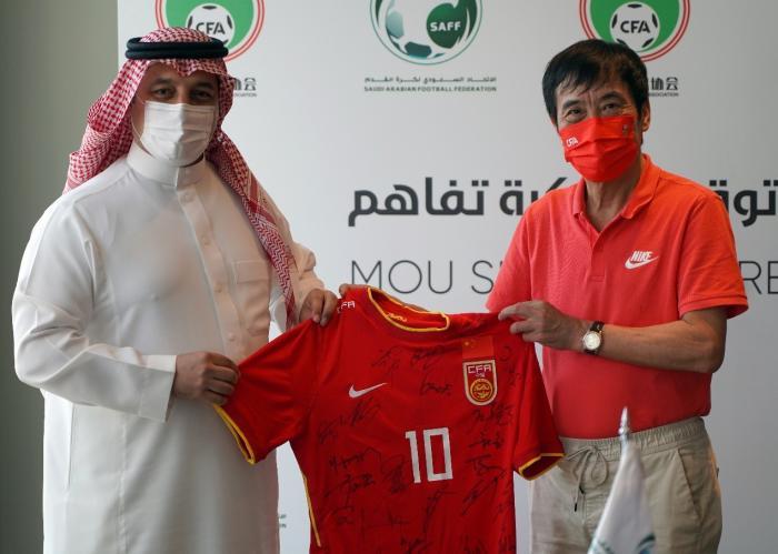 沙特启动女足国家队和女足联赛 希望学习中国经验