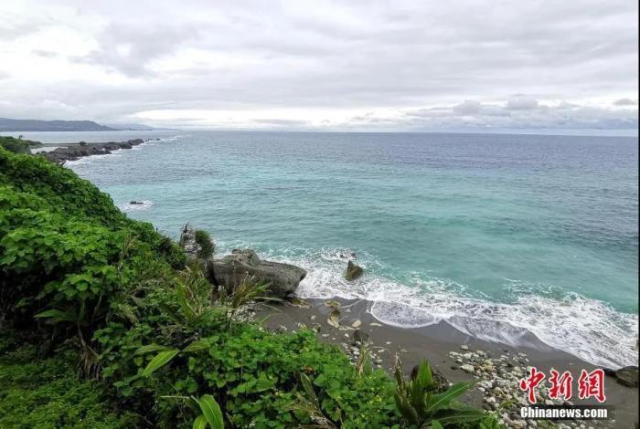 资料图:台湾东部海岸风景区。钟欣 摄