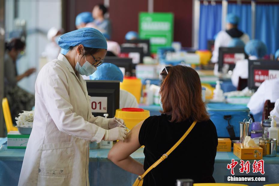 31省份累计报告接种新冠病毒疫苗222733.4万剂次