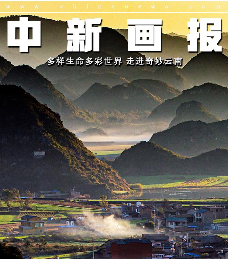 【图刊】多样生命多彩世界 走进奇妙云南