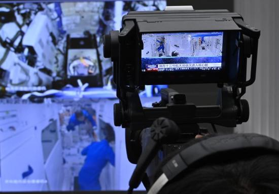Astronauts prepare for 6-month module sojourn
