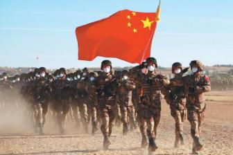 PLA joins SCO anti-terrorism exercise in Russia
