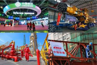 Top 10 Chinese companies on Fortune list