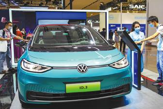 China to grow electric vehicle sales in Asia