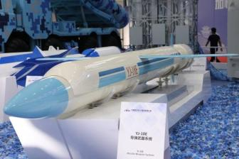 Supersonic cruise missile ready for export