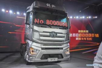 China's leading truck brand speeds up new energy transformation