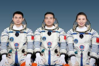Astronauts to celebrate Lunar New Year in space