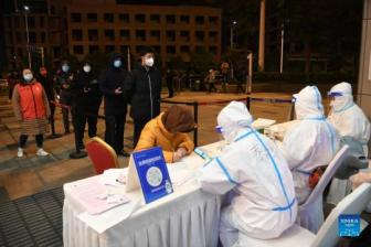 NW China's Lanzhou launches 24-hour nucleic acid testing services