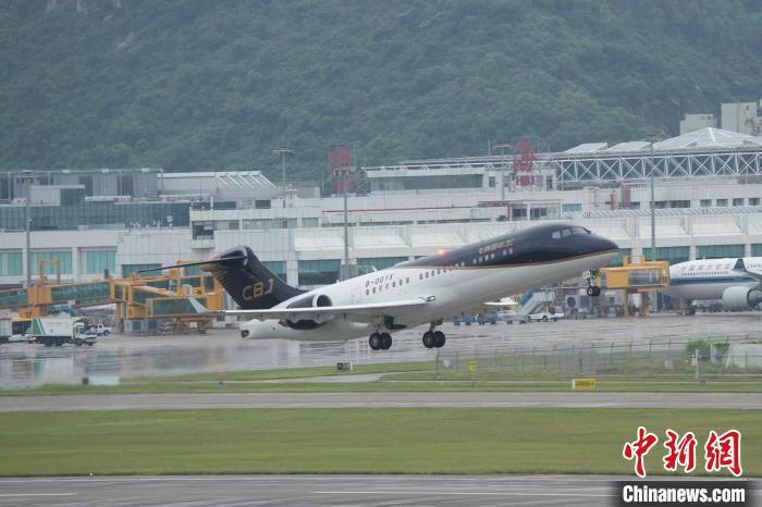 中国CBJ公务机首秀国际航展C919有序试飞CR929研制顺利