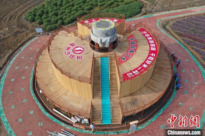 国庆假期广东乡村游备受游客欢迎