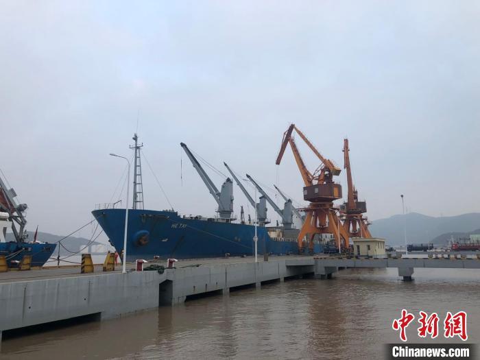 浙江舟山油气吞吐量破亿吨同比增长6.73%