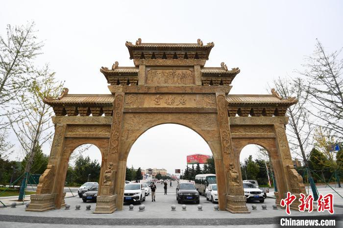 """【母亲河畔的中国】山西永乐宫壁画:""""东方艺术画廊""""穿越时空700年"""