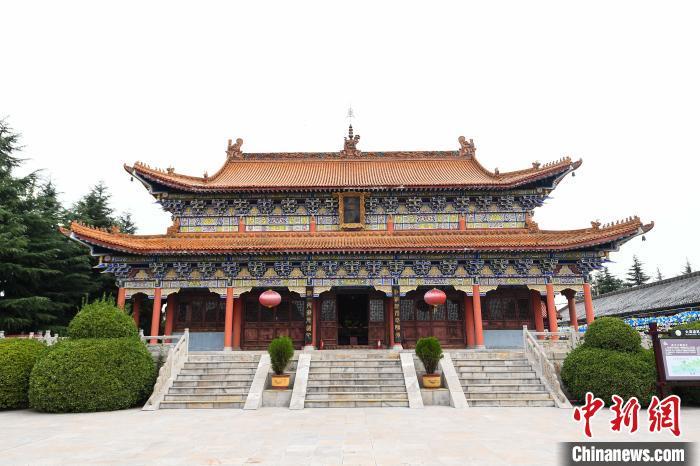 """【母亲河畔的中国】""""千年古渡""""撑起山西黄河文化脊梁"""