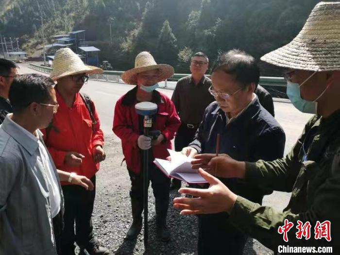 貴州率先在中國實現地質礦產勘查全過程數字化