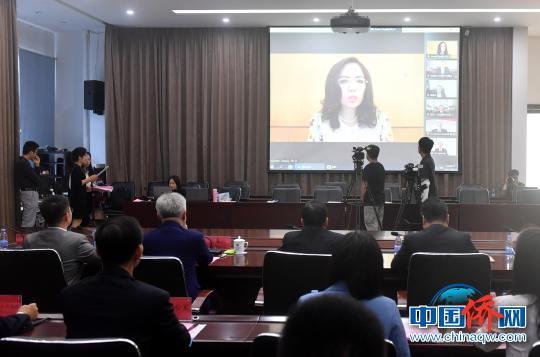 俞文娟博士執教僑鄉福清講述印尼華人故事