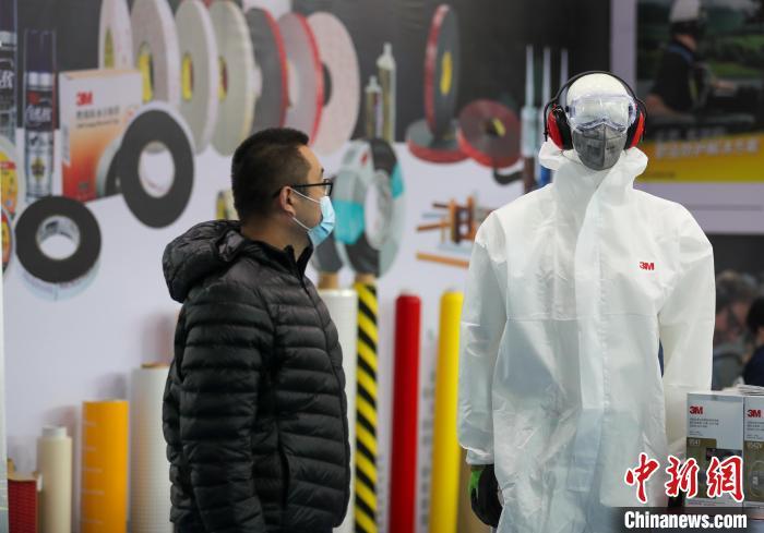 第二十届中国制博会发布多项国产精品