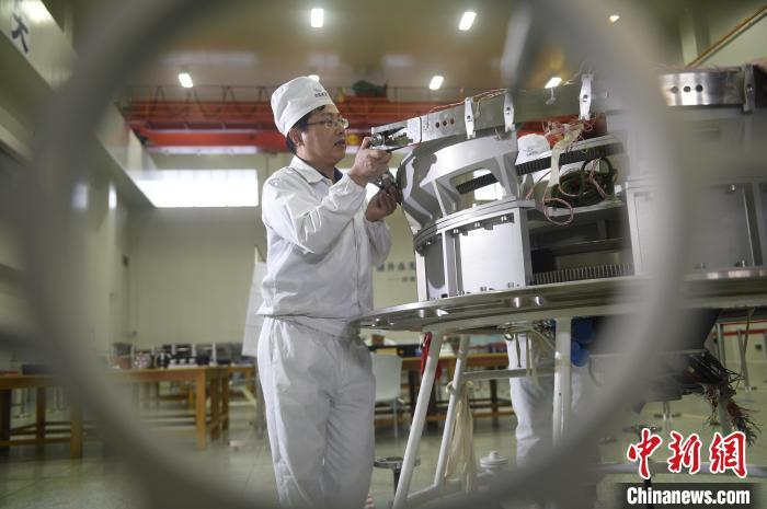 图为王曙群 中国航天科技集团八院 供图