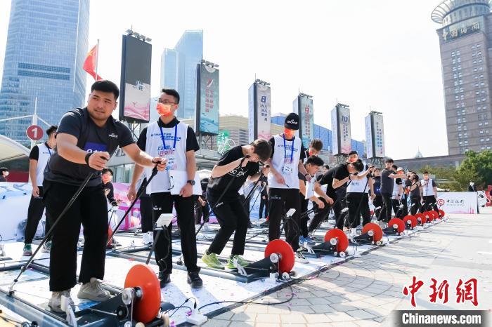 百万市民牵手冰雪 上海迎接北京冬奥会100天主题活动启动